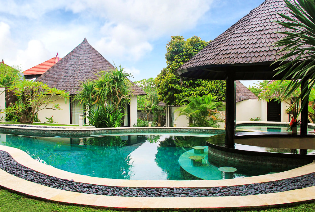 Swimming Pool at Seasons Bali Rehab