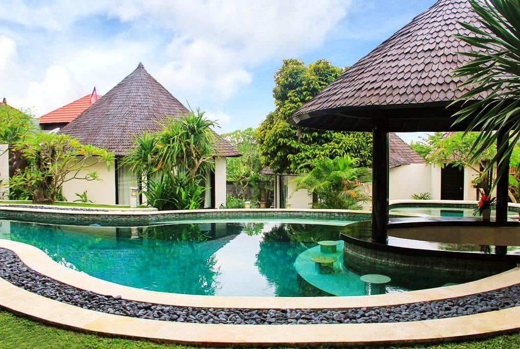Swimming Pool at Seasons Bali Rehab