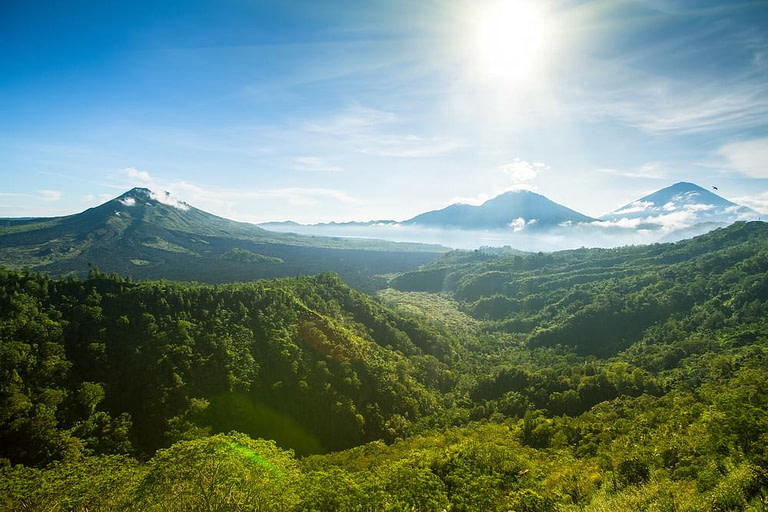 Mountains of Bali